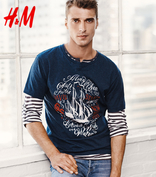 Volantino H&M - Jersey forever