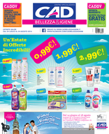 CAD Bellezza & Igiene - Un'estate di offerte incredibili!