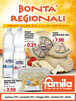 Famila - Bontà regionali