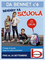 Bennet - Bennet fa scuola