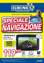 Euronics - Speciale navigazione