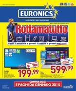Volantino Euronics - Rottamatutto