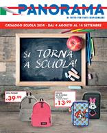 Panorama - Catalogo scuola