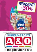A&O - Ribassati -30%