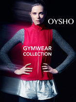 Oysho - Gymwear collection