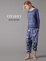 Volantino Oysho - Blue Mood