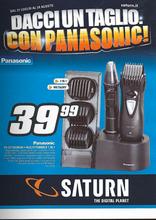 Saturn - Dacci un taglio. Con Panasonic!