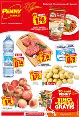 Penny Market - Scopri la promo di frutta e verdura