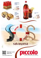 Supermercati Piccolo - SOS salvaspesa