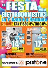 Expert Pistone - Festa degli elettrodomestici