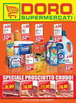Doro Supermercati - Promozioni Doro Supermercati