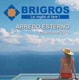 Brigros - Catalogo arredo esterno