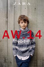 Zara - Zara Kids A/W 14