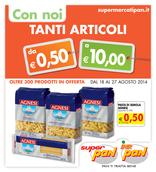 Superpan - Tanti articoli da 0.50€ a 10€