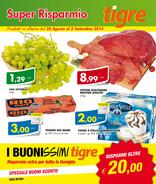 Tigre - Super risparmio