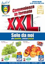 Lidl - Convenienza in formato XXL
