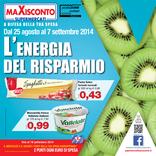 Maxisconto - L'energia del risparmio