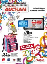 Auchan - Scuola