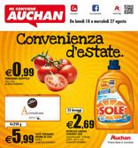 Auchan - Convenienza d'estate