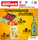 Auchan - Convenienza d'estate