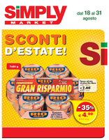 Simply Market - Sconti d'estate!