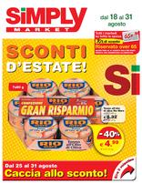 Simply Market - Sconti d'estate!