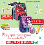 Eurospar - Hai gia' preparata la cartella?
