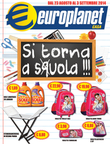 Europlanet Casa - Si torna a scuola!!!