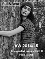 Pull and Bear - Lookbook A/W 2014/15
