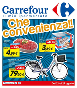 Carrefour Ipermercati - Che convenienza!!