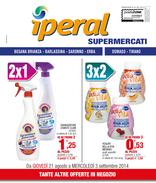 Iperal - Promozioni Iperal supermercati