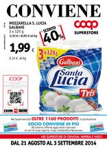 Coop - Conviene Coop di Genova, Imperia e Vado