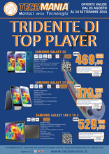 Techmania - Tridente di Top Player