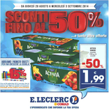 E.LECLERC Conad - Sconti fino al 50%.