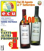Ecu - E... tanti altri prodotti a 1€