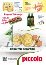 Supermercati Piccolo - Risparmio garantito