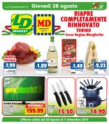 LD Market - Riapre completamente rinnovato Torino