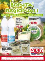 A&O - Bontà Regionali