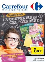 Carrefour Ipermercati - Catalogo scuola