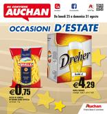 Auchan - Occasioni d'estate