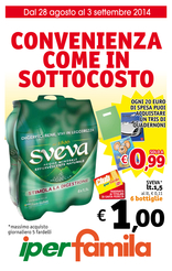 Iperfamila - Convenienza come in sottocosto
