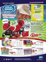 Ideal Bimbo - Promozioni di fine estate