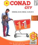 Conad - 1+1 gratis
