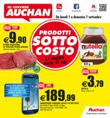 Auchan - Sottocosto