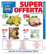 Eurospin - Super offerta