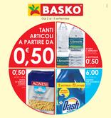 Basko - Tanti articoli a partire da €0.50