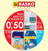 Basko - Tanti prodotti a partire da €0.50