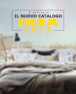 IKEA - È arrivato il nuovo catalogo IKEA 2015.