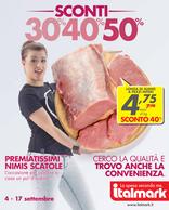 Italmark - Sconti 30% - 40% - 50%