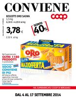 Coop - Conviene Coop di Bergamo